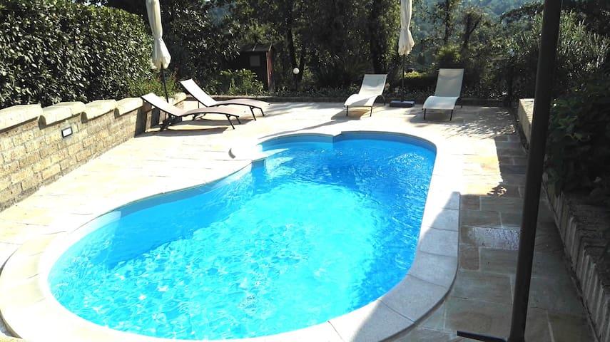 Luxury Villa near Rome with pool