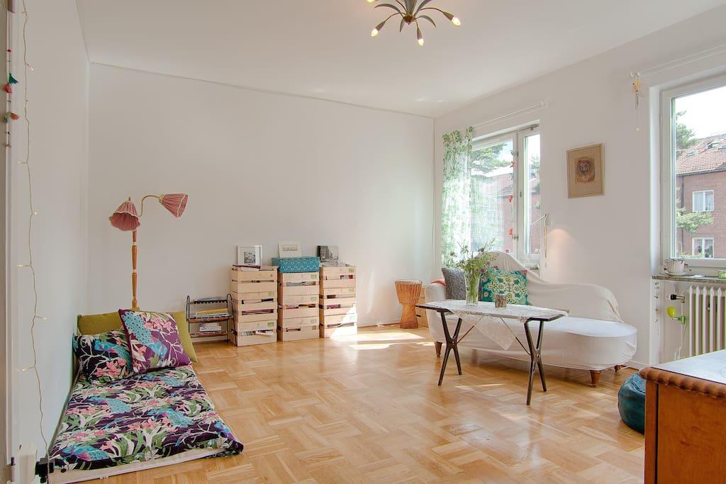 Bright apartment in calm green area apartamentos en - Apartamentos en estocolmo ...