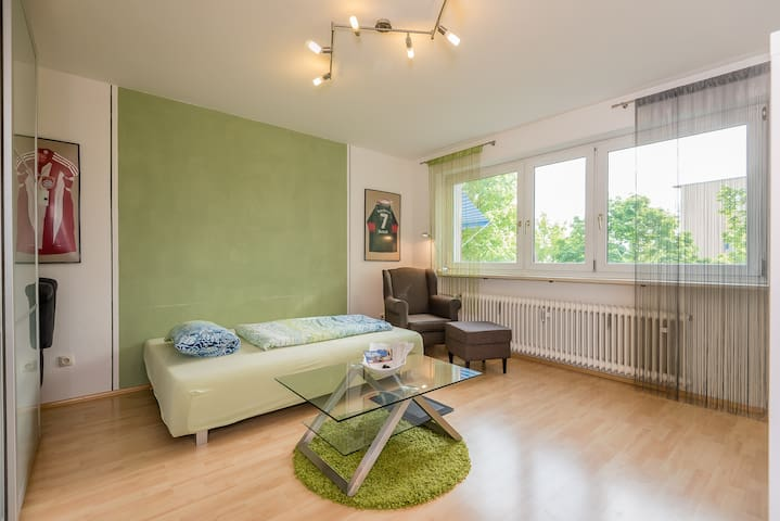 Lovely 20sqm room in a shared flat