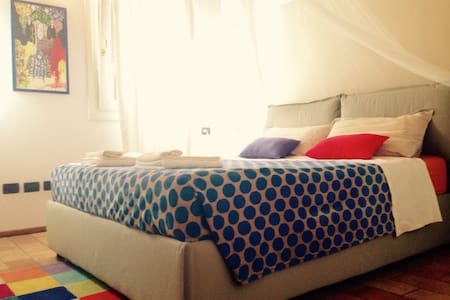 HouseofTravelers/Double RoomFAENZA - Faenza  - Talo