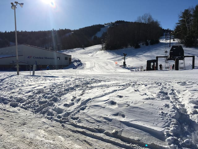 Crotched mountain Ski and Ride