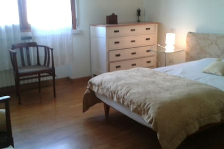 Wonderful bedrooms country cottage - Nogara - House