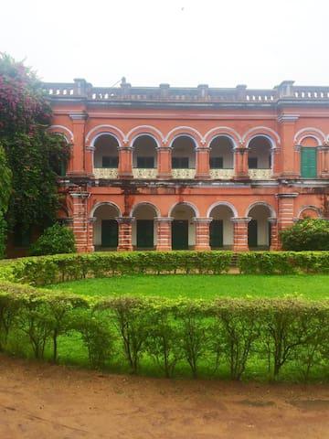 Thakuma - Itachuna Rajbari -  Heritage - Hooghly