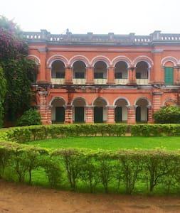 Thakuma - Itachuna Rajbari -  Heritage - Hooghly - Bungalow