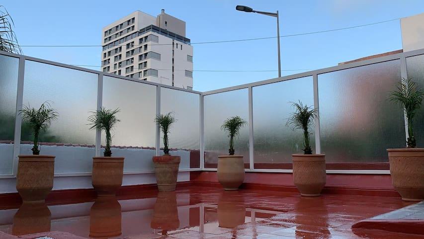 Jolie villa Climatisée au cœur de Rabat