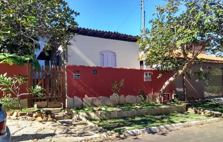 Independent suite at Alto do Carmo - Pirenópolis