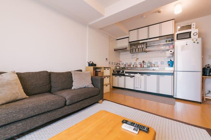 5 min walk to Ohori Park - Fukuoka - Apartment
