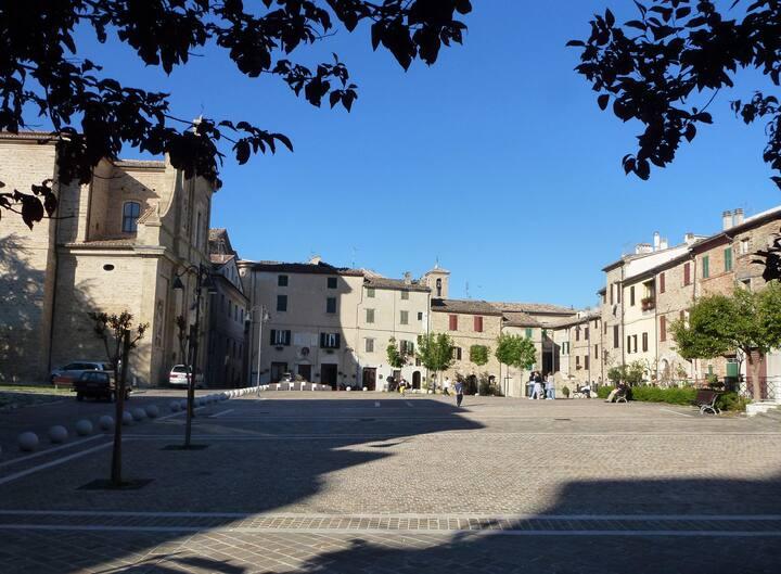 L'Amorino, im historischen Zentrum 2P (+3)