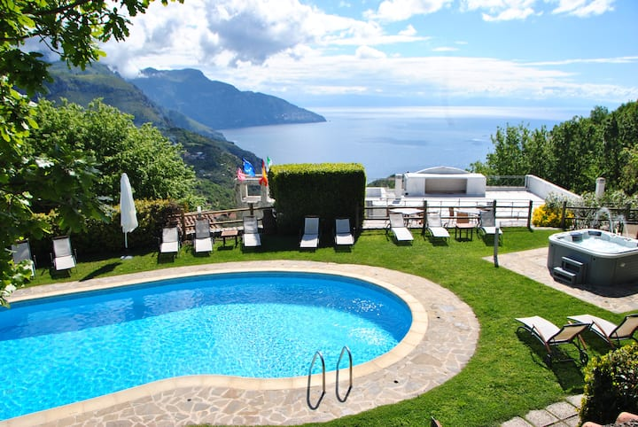 Deluxe Room Villa la Ventana, Sorrento Coast