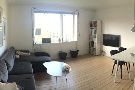 Newly renovated flat