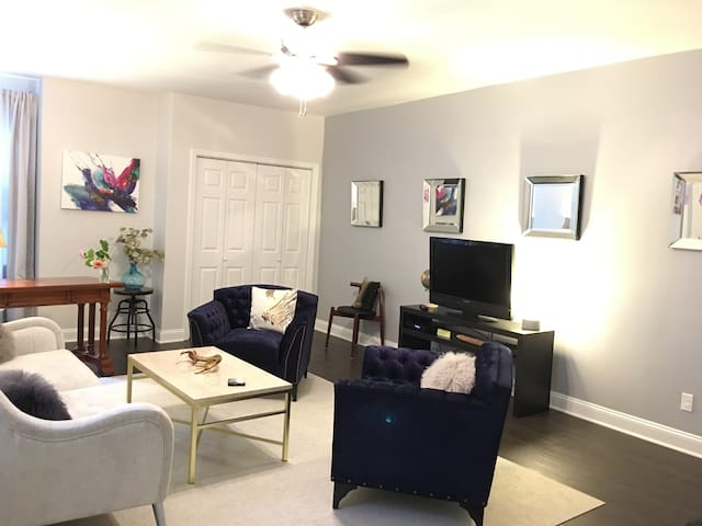 One bedroom CITY Apartment 1.3 Mi to Downtown