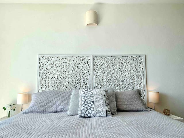 Cama king size / King size bed