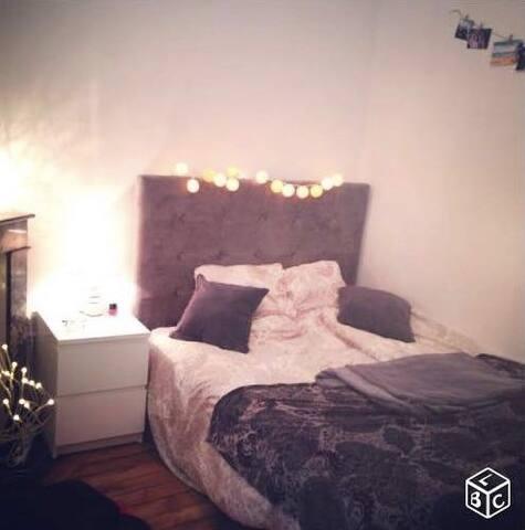 chambre libre plein centre rennes - Rennes - Apartamento