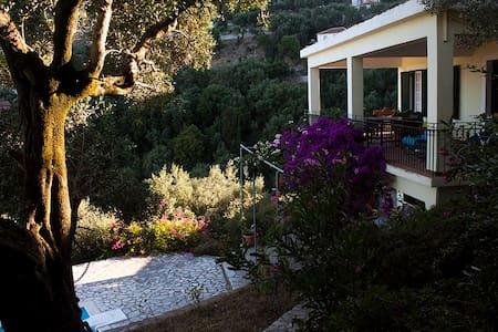 Peaceful Koukla Ionian Island Villa - Villa