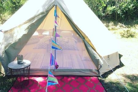 Glamping Holiday - Iluka Retreat - Red Hill South
