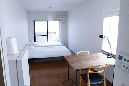 sun light,clean cozy room, #301 - Adachi - Wohnung