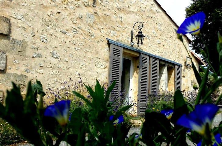 Guest House cosy Cottage  Saint-Emilion Bordeaux - Saint-Émilion . Saint Philippe d'Aiguille - Casa