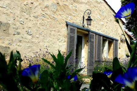 Guest House cosy Cottage  Saint-Emilion Bordeaux - Saint-Émilion . Saint Philippe d'Aiguille - Talo