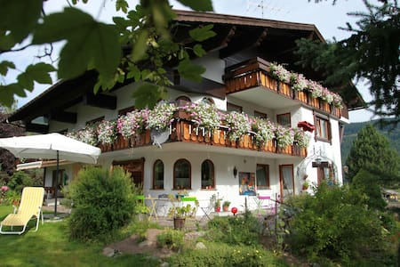 Landhaus Bromm - Riezlern - Bed & Breakfast