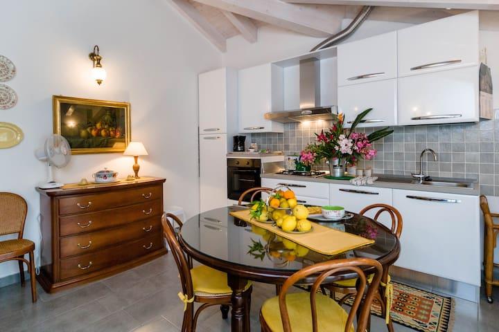 Nuovo a 3 km da Sestri Levante - Casarza Ligure - Appartement