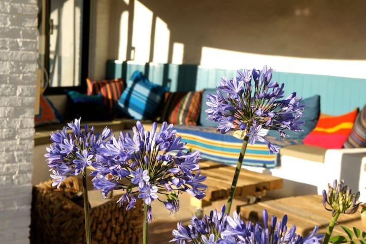 Casa Meranka, Mango Tree cottage  - Figueira - Apartamento