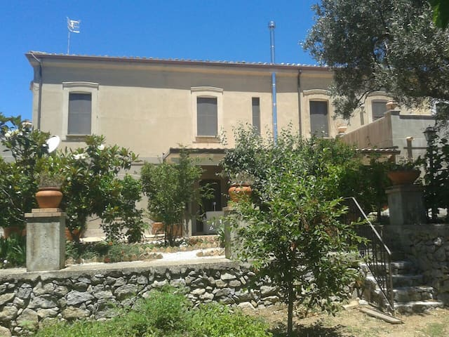 Casale Ferria, Staletti,Calabria - Stalettì - Dom
