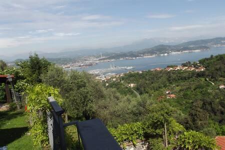 Casa della Cornice - La Spezia - Villa