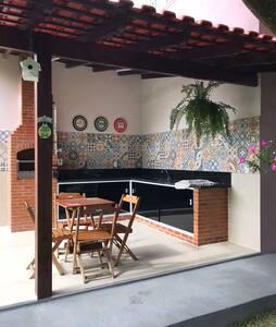 Casa de praia em Nova Almeida