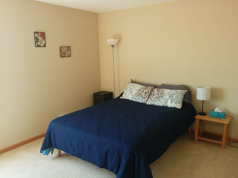Quiet Comf Room For Professional Apartments For Rent In Naperville Illinois United States