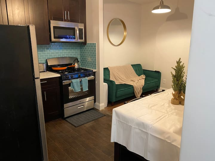 Entire 2BR apartment in East Brooklyn