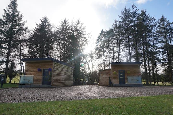 Fairy Glen Lavendar Cabin