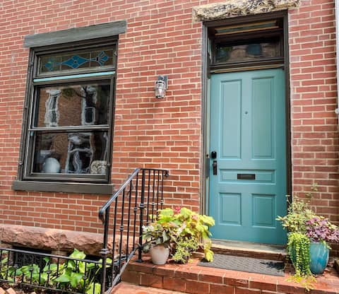 Entire House - Historic Midtown - Quiet|Cozy|Clean