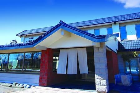 ニセコエリアへのアクセスも便利。余市・旅館・あゆ見荘