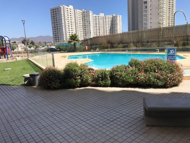 Pasos de Playa, Casino, Mall, Restaurante y Disco.