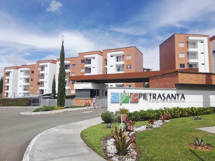 Rionegro - San antonio Apartamento 2 habitaciones