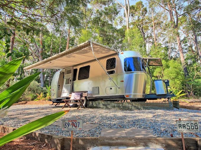 Airstream Escape a unique experience- Jervis Bay,