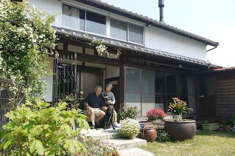 糸島福吉 HATAMA House