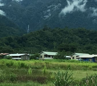 Alotau home with a view