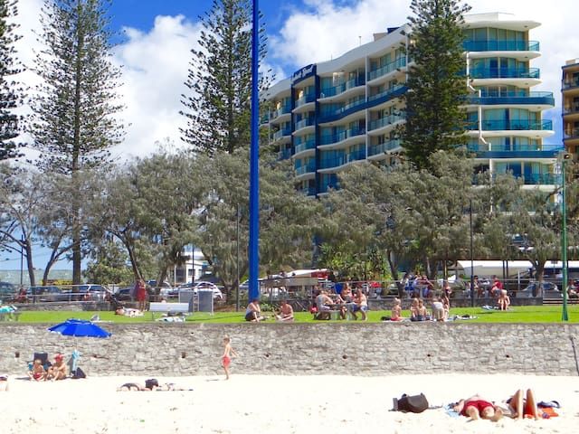 Mooloolaba Beachfront Resort
