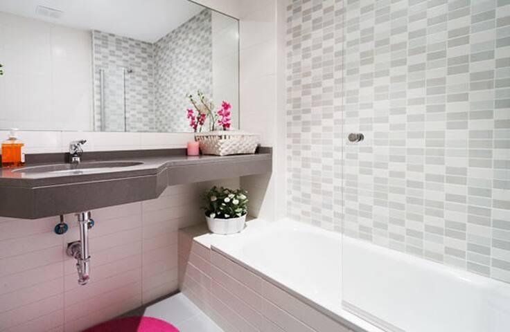 habitación todo incluido excelente Madrid - Móstoles - Appartement