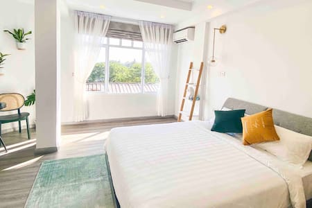 Newly Renovated Room in downtown area Yangon
