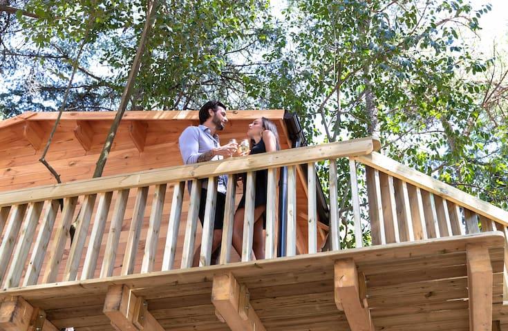 Tarzan Romantic, Tree House