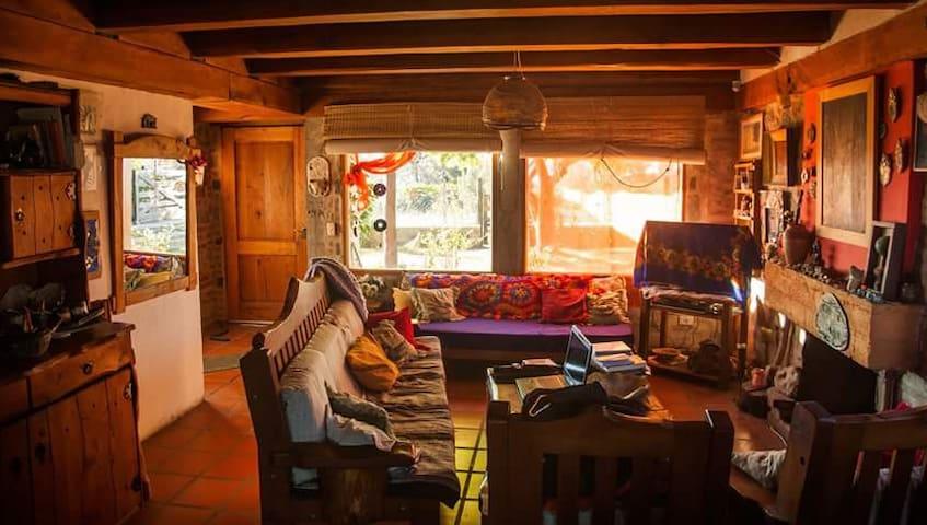 wayra waka...lugar sagrado del viento - Villa Giardino - Rumah