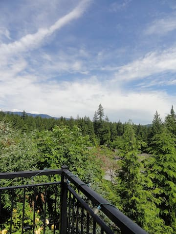 Beautiful living by Northlands - North Vancouver - Lejlighed