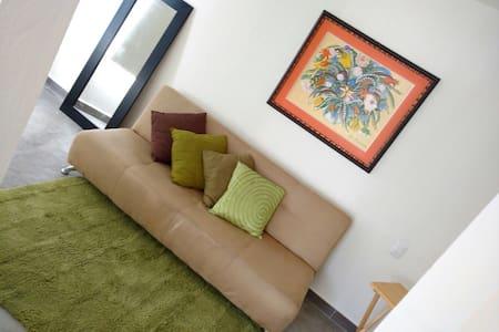 Loft minimalista - Tequisquiapan