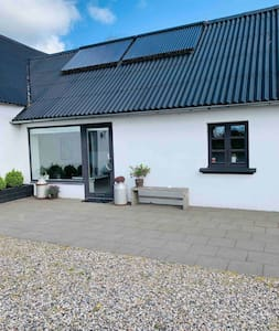 Hyggelig gæstehus nær Aalborg.