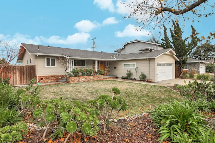 3BR House in Redwood City