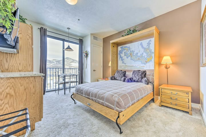 NEW! Heber/Park City Studio Apt w/Views, Amenities