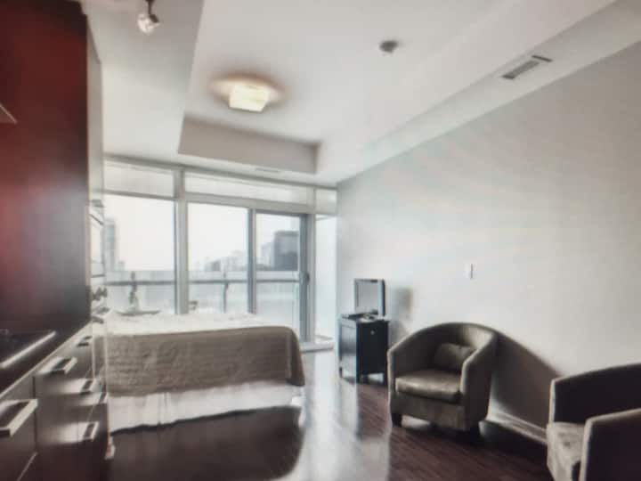 Curtain tuitions Apartment