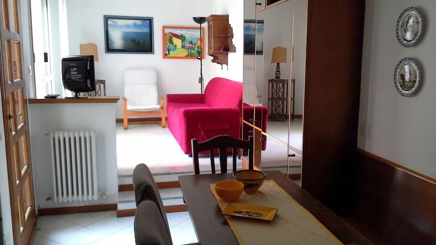 Appartamento fronte mare - Bordighera - Apartment